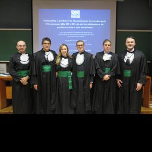 2016 - Defesa de Tese de Doutorado – Faculdade de Medicina da USP