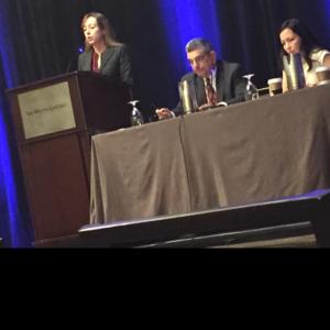2015 - Apresentação no Encontro Anual Vascular da Sociedade de Cirurgia Vascular do Meio-Oeste Americano. Chicago, EUA