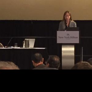 2014 - Apresentação no 41st Annual VEITH Symposium. Nova Iorque, EUA