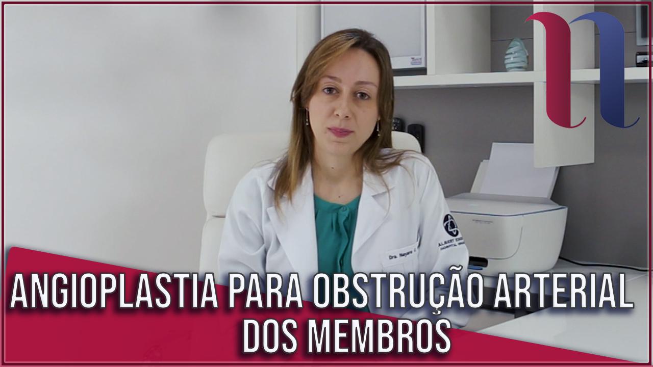 Obstrução Arterial dos Membros